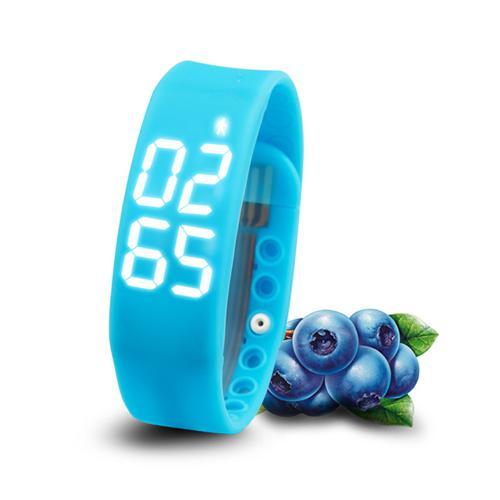 Đồng hồ TVG IYOUTH Dây đeo silicone sắc màu