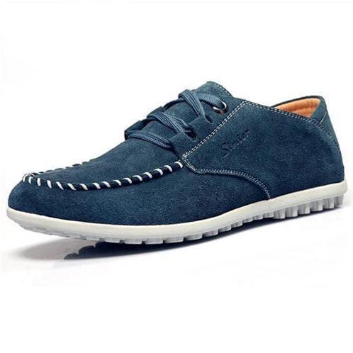 Giày da nam Simier phong cách Hàn Quốc