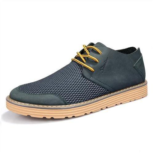 Giày nam Simier 6706 - Giày lưới mát mẻ
