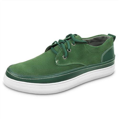 Giày da nam đế phẳng Simier 3088