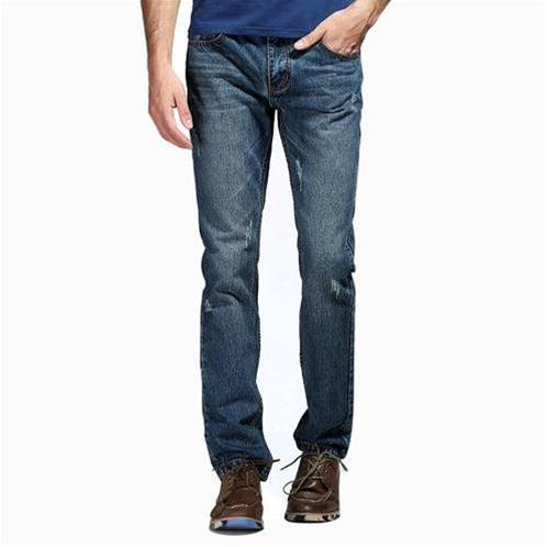 Quần Jeans nam mài xước No1Dara