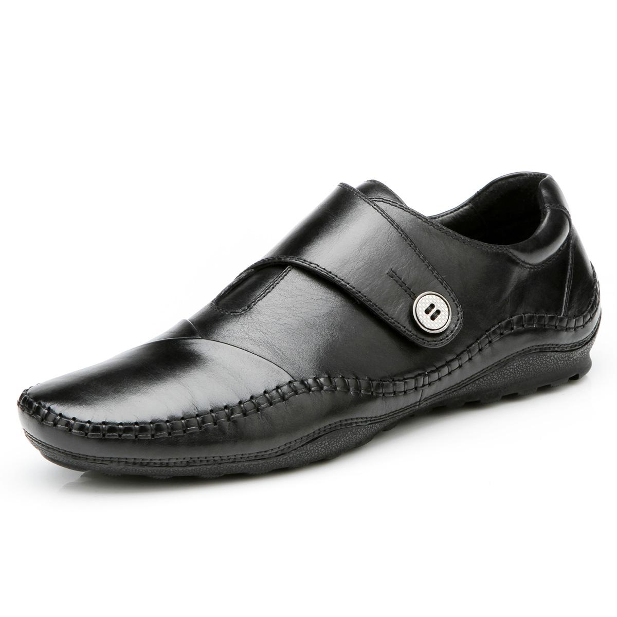 Giày lười quai dán Olunpo