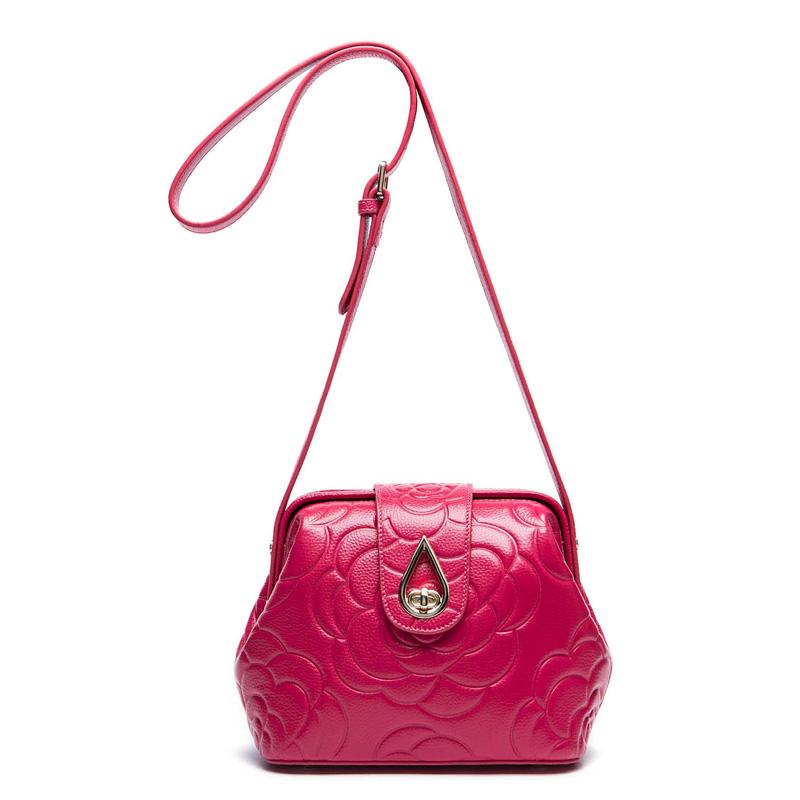 Túi đeo vai nữ hoa sơn trà Batylanlo