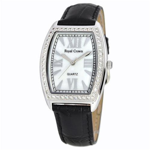 Đồng hồ nữ Royal Crown 3635L mặt ngọc trai