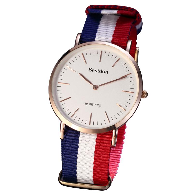 Đồng hồ nam Bestdon Mininalism style Hàn Quốc