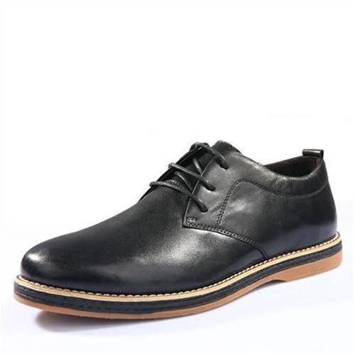 Giày da nam Simier phong cách trẻ trung (1315015)