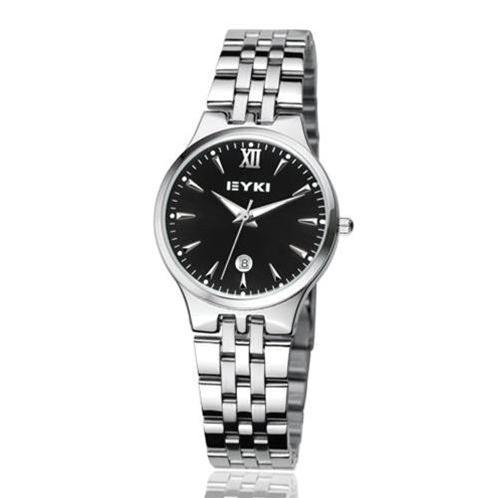 Đồng hồ nữ Eyki EET8615AL-S02 mặt tròn sang trọng