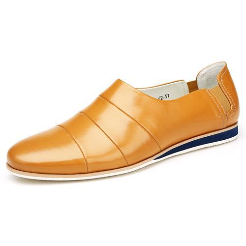 Giày da nam phong cách casual Olunpo CCY1505