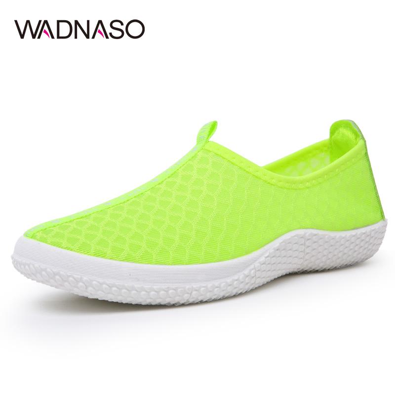 Giày thể thao nữ kiểu lưới Wadnaso