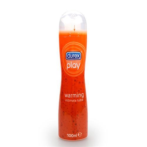 Gel bôi trơn tăng khoái cảm Durex Play Warming