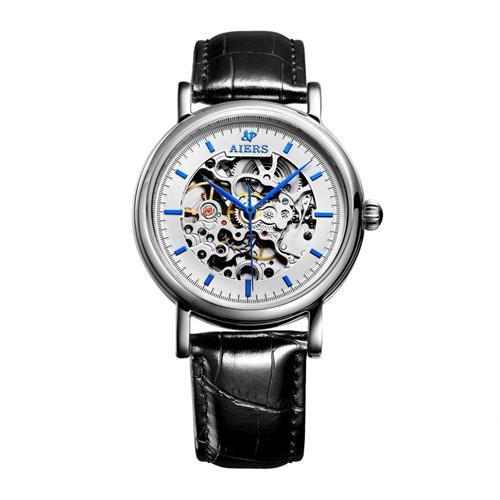 Đồng hồ cơ nam Aiers B126G