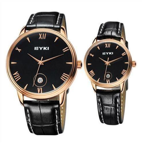 Đồng hồ đôi Eyki EET8731GL-RG0202