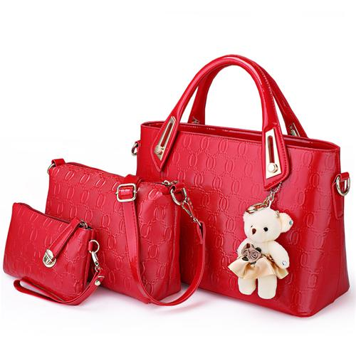 Combo túi xách và ví cầm tay nữ Balana