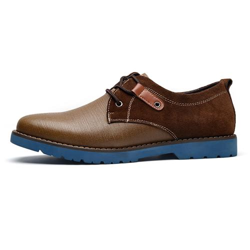 Giày da nam Simier 8120 lịch lãm