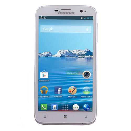 Điện thoại di động Lenovo A850 chính hãng FPT - Màn hình 5.5 inch