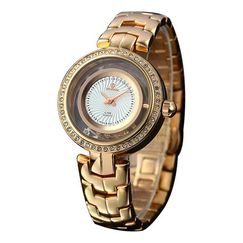 Đồng hồ nữ đính pha lê Vinoce 8377