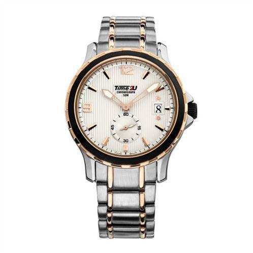 Đồng hồ nam thời trang Time2U Thiết kế cổ điển