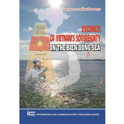 Evidences of Vietnam's sovereignty on The Bien Dong Sea