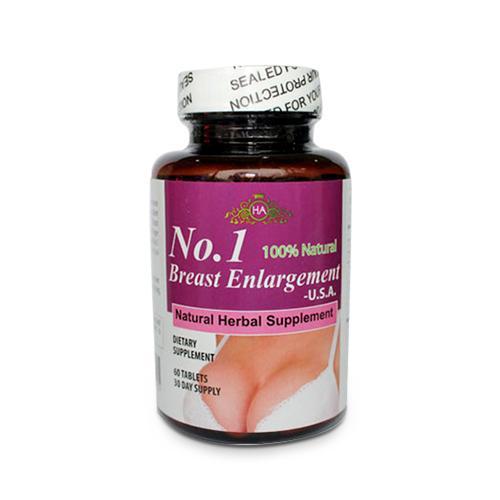 Thực phẩm chức năng nở ngực No.1 Breast enlargement USA dạng viên