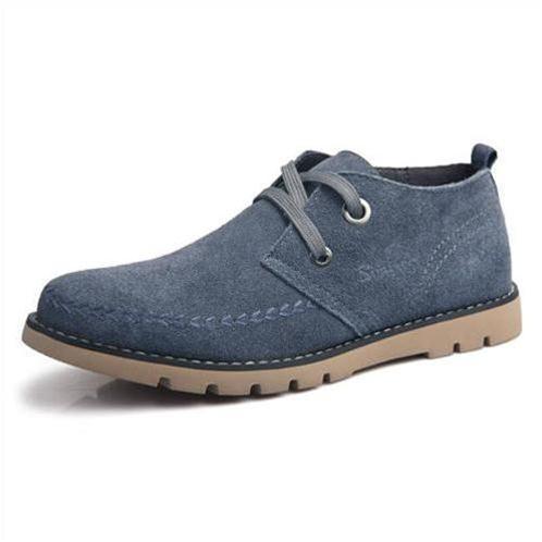 Giày da nam Simier phong cách Anh Quốc - Đế kếp (1111)