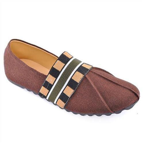 Giày vải Jeans Quay Thun Đáng Yêu Windy