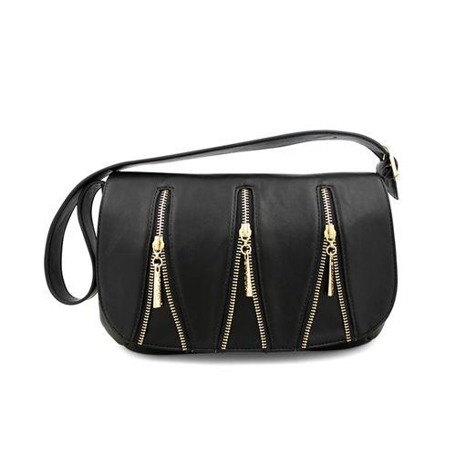 Túi nữ đeo vai 3 khóa Styluk MK037 phong cách