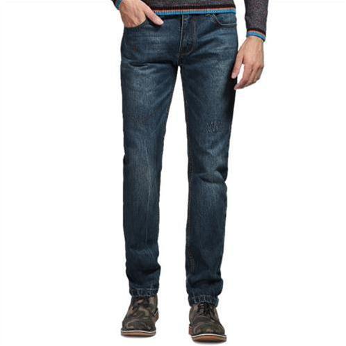 Quần Jeans nam mài bạc No1Dara