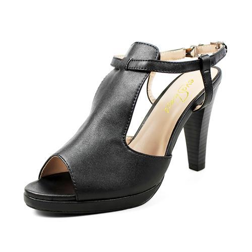 Giày cao gót nữ kiểu boots sục Evashoes
