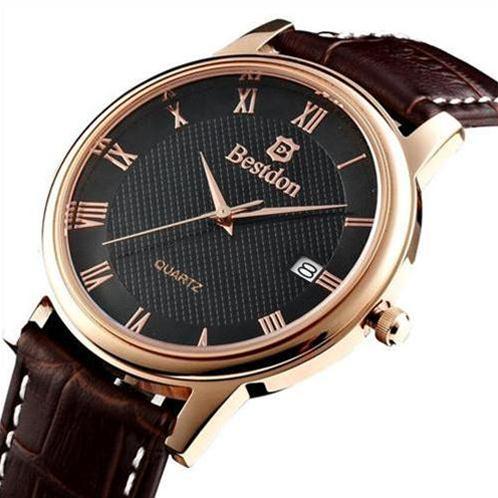 Đồng hồ nam Bestdon Phong Cách Lịch Lãm