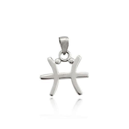 Mặt dây chuyền cung Song Ngư (Song Ngư (N2))-AG256-2