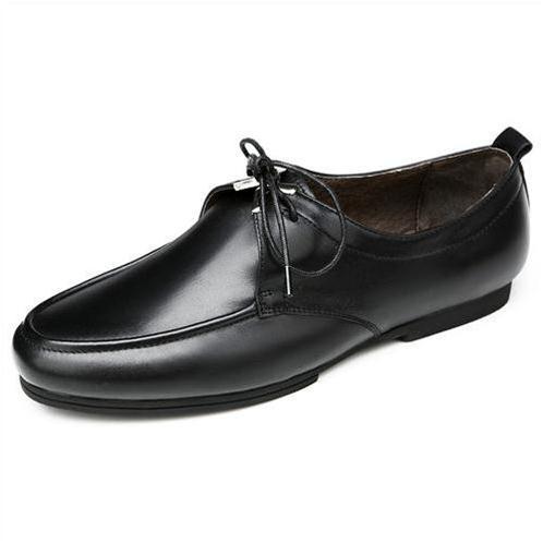 Giày da nam Olunpo CLXS1401 một lỗ xỏ