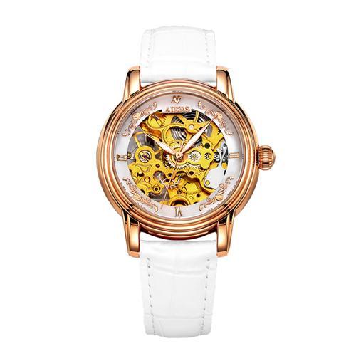 Đồng hồ cơ nữ Aiers B202L