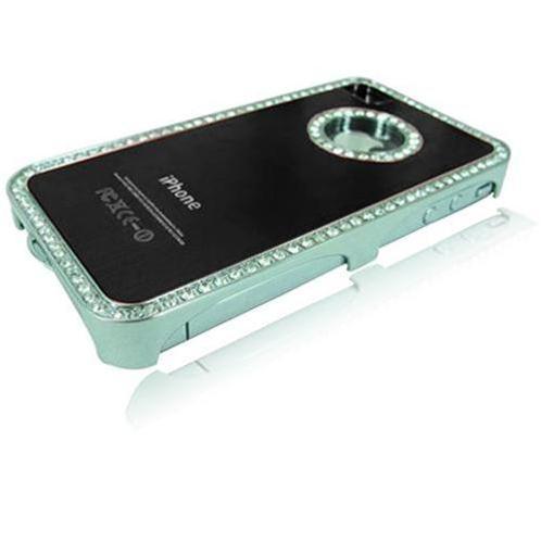 Vỏ Iphone 4/4s Chrome Kim Cương