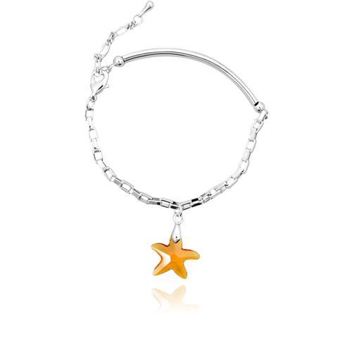 Lắc tay trang sức ngôi sao tình yêu