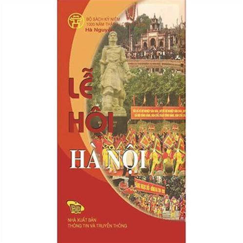 Lễ hội Hà Nội - HANOI FESTIVALS (Bộ sách song ngữ)