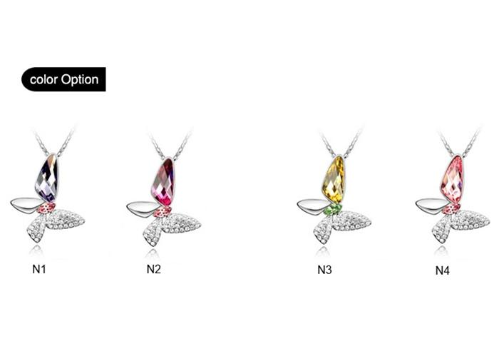 Baza.vn: Dây chuyền cách bướm đa sắc