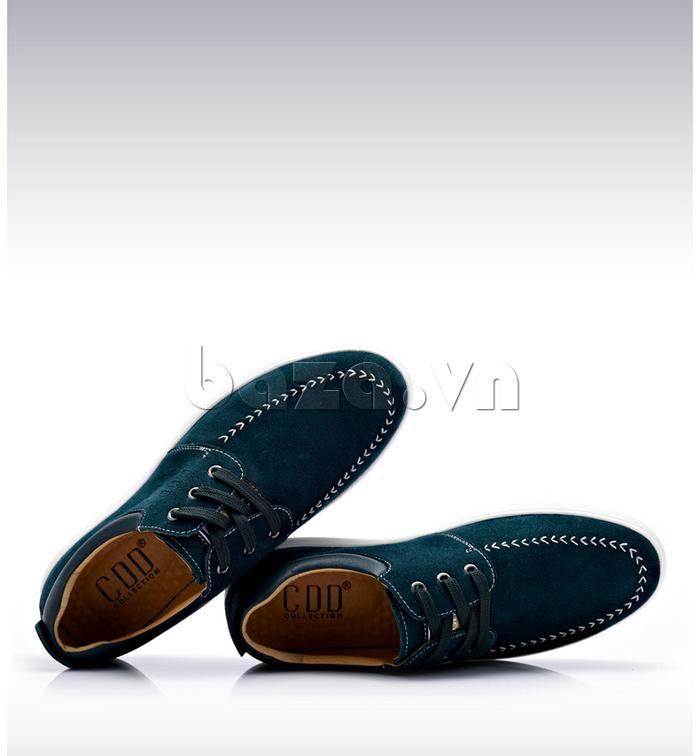 Giày nam da lộn CDD 1308 thời trang cá tính