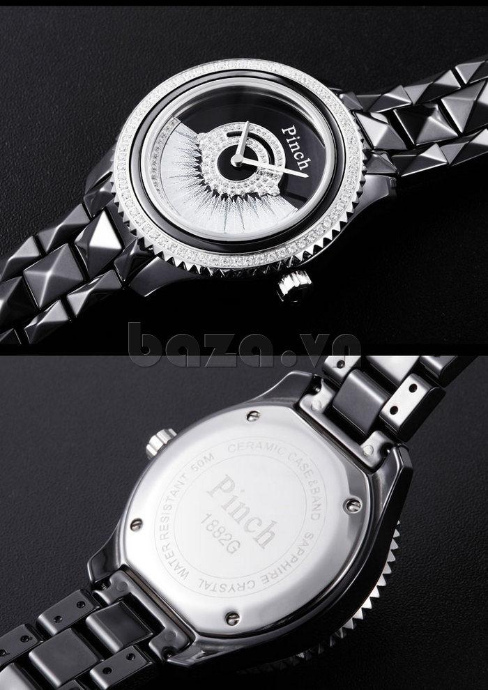 """Đồng hồ nữ """" Đồng hồ thời trang Pinch 1882H """" tôn vinh vẻ đẹp nữ giới"""