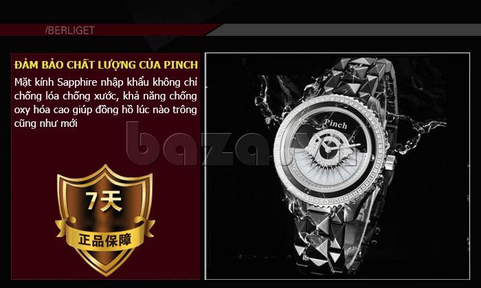 """Đồng hồ nữ """" Đồng hồ thời trang Pinch 1882H """" bạn đồng hành tin cậy"""