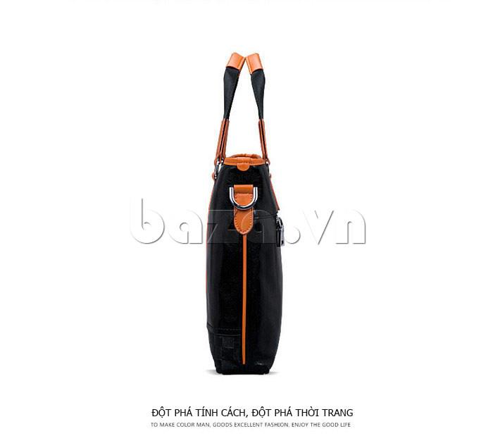 Túi da nam Feger 634-3 tinh tế