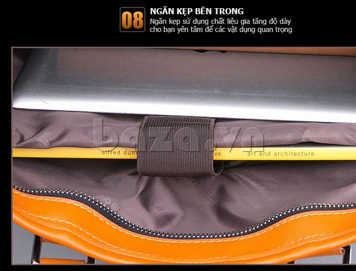 Túi da nam Feger 634-3 da hoàn hảo và đẹp