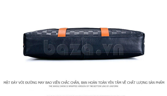 Túi da nam Feger 634-3 chính hãng