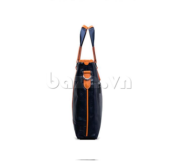Túi da nam Feger 634-3 tinh xảo