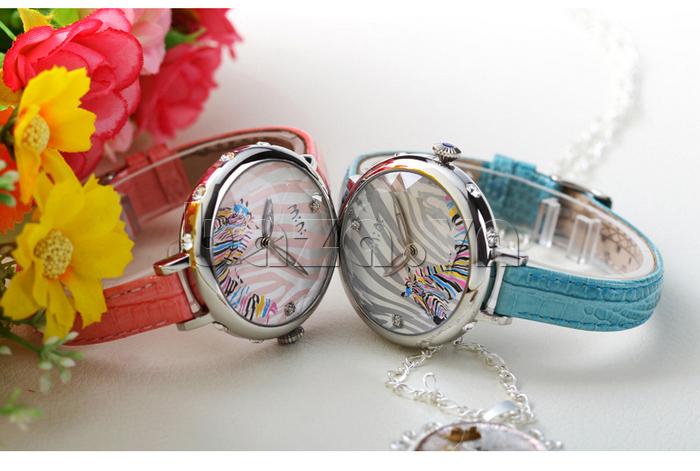 Đồng hồ nữ Mini MN991 tháp Eiffel sang trọng, cuốn hút cho bạn gái thêm duyên dáng