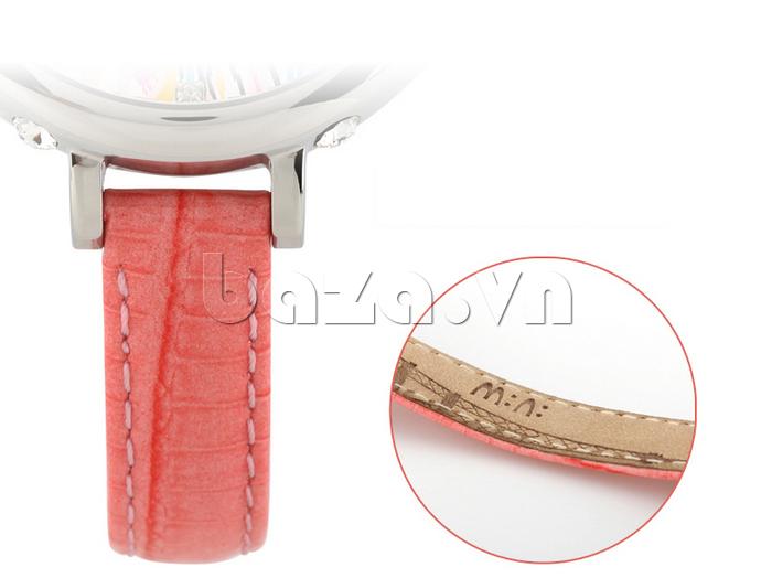 Đồng hồ nữ Mini MN991 tháp Eiffel đá quý cắt gọt đẹp mắt