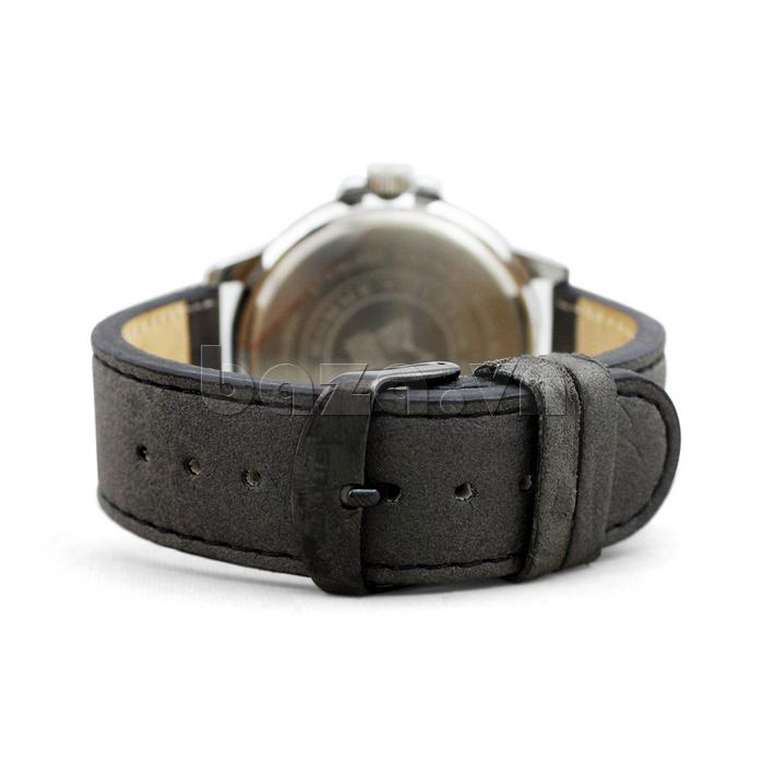 Đồng hồ nam mặt tròn Julius Home JAH-009 hiện đại