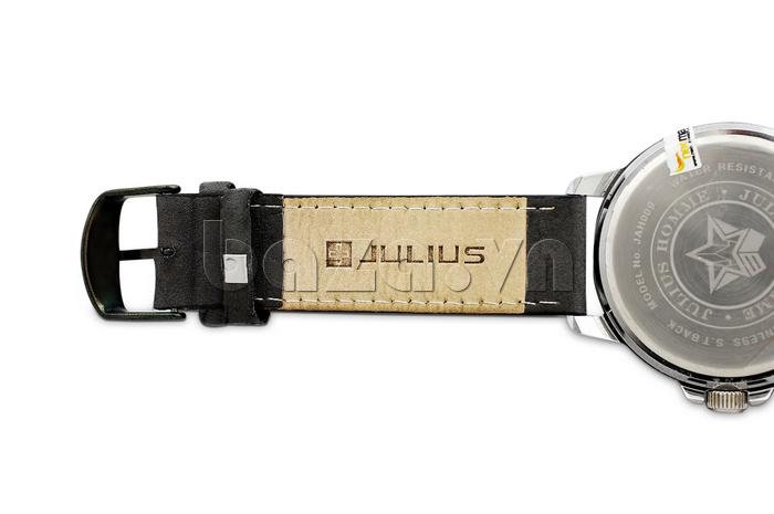Đồng hồ nam mặt tròn Julius Home JAH-009 cuốn hút