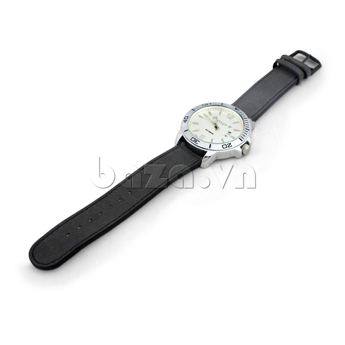 Đồng hồ nam mặt tròn Julius Home JAH-009 phong cách