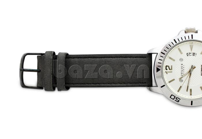 Đồng hồ nam mặt tròn Julius Home JAH-009 chất lượng