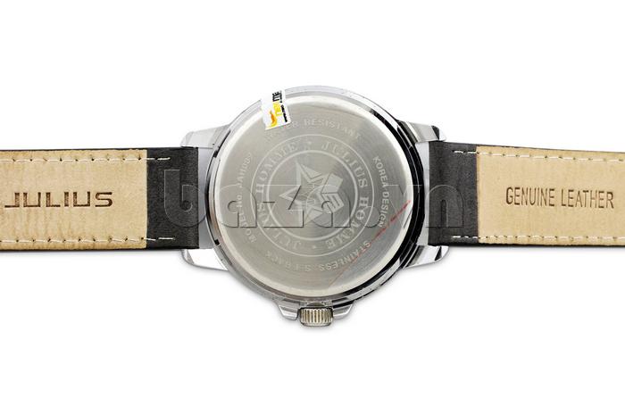 Đồng hồ nam mặt tròn Julius Home JAH-009 sang trọng